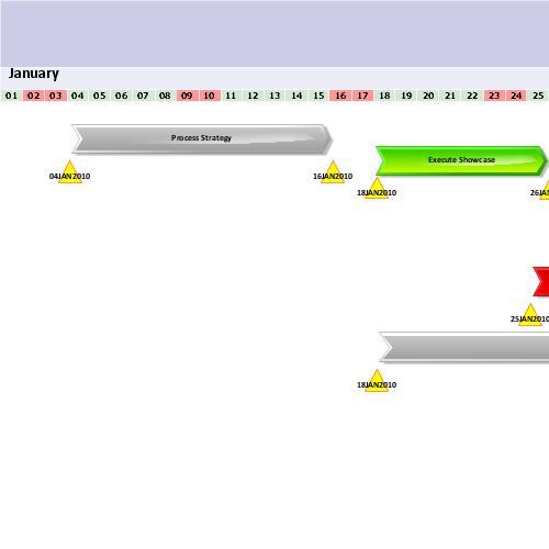 preview of Schedule/Calendar Tool - useful (part 1) (ARIS Express)