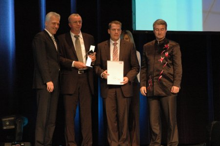 ARIS Process World. the winner Evonik Industries