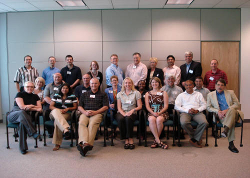 Participants of the Ohio-area ARIS user group meeting