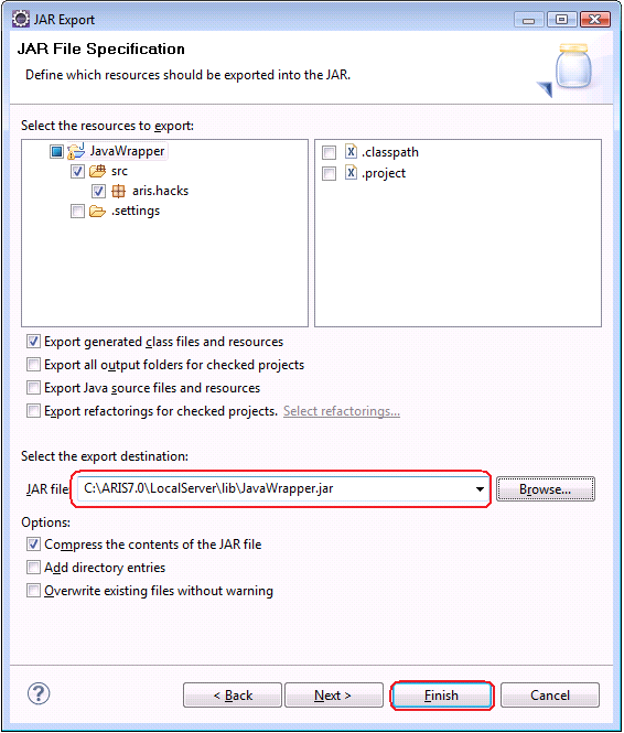 Calling Java code from a report - a quick guide with