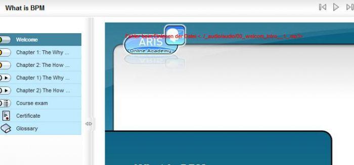 ARIS Online Academy   Lesson 1