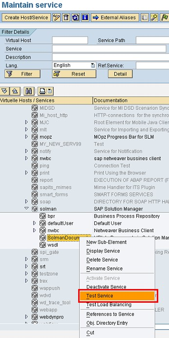 Open SAP documentation in Business Publisher | ARIS BPM