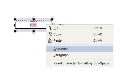 how to change the colour of ansys object