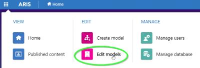 edit models
